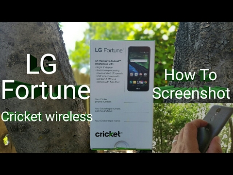 LG Fortune Video clips - PhoneArena