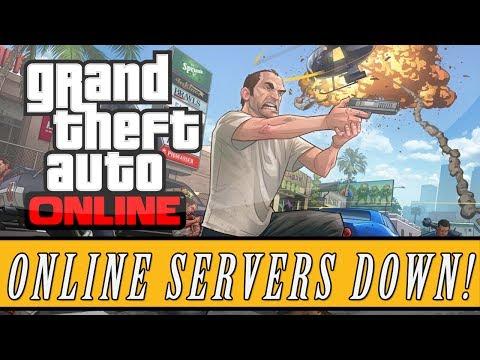 GTA 5: ONLINE | Online Servers Down For Maintenance! Future Patch & Heists Preparation? (GTA V)