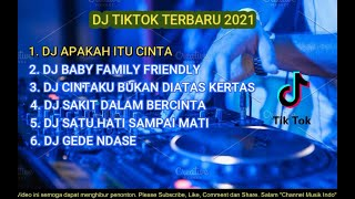 DJ Tiktok Terbaru 2021 - DJ Imut - DJ Opus - Thomas Arya - DJ Nofin Asia. DJ Full Bass Viral Remix