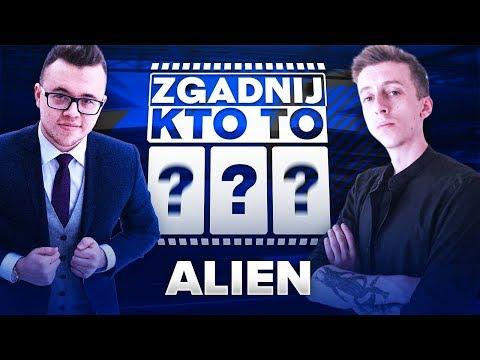ZGADNIJ KTO TO #3 | ALIEN