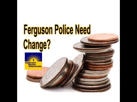 How should Ferguson Police Department respond to Justice Department lawsuit?