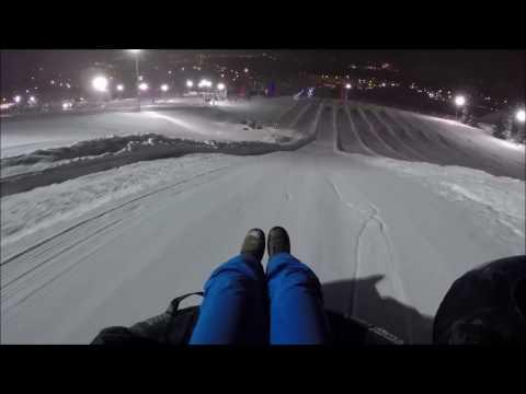 Acura Tube Park At Winsport Canada (Canada Olympic Park)