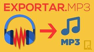 Como salvar em MP3 no Audacity   Pixel Tutoriais