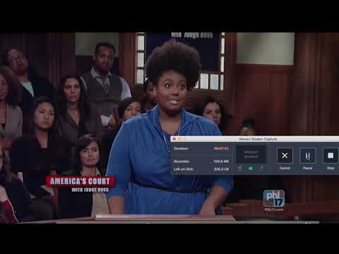Scholarship Scandal Season 7 Ep 51 on Americas Court w/ Judge Ross Part 1