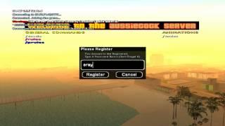 Gta San Andreas Nasıl Multiplayer oynanır (sesli anlatım)