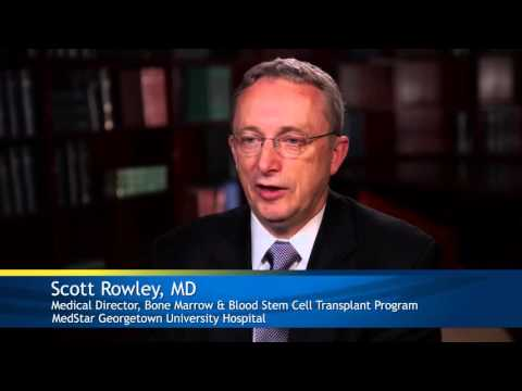Bone Marrow and Blood Stem Cell Transplant: Ask Dr. Scott Rowley