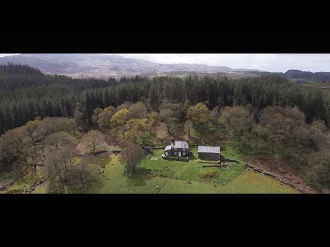 Drone Aerial Property Survey & Promotion - North Wales
