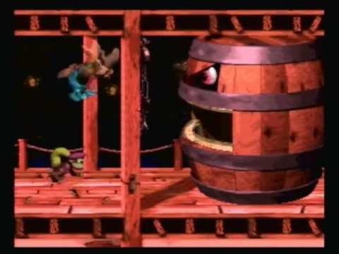 Donkey Kong Country 3 - Fourty minutes of high class entertainment
