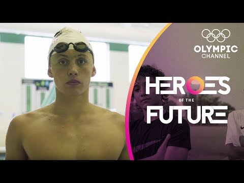 Carson Foster, the young US swimmer who broke Michael Phelps' record   Heroes of the Future