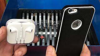 SHREDDING IPHONE CASES AND ACCESSORIES