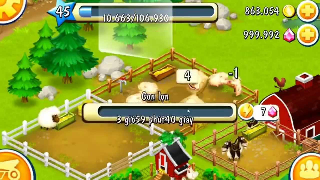 Tải Game Farmery miễn phí – Game nông trại vui vẻ cho android