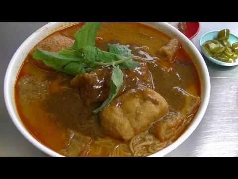 Curry Laksa Wantan Noodle, Chan Meng Kee Restaurant, SS2