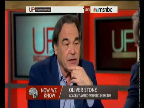 Chris Hayes talks to Oliver Stone & Peter Kuznick (Part 3 ...