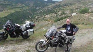 Путешествие на мотоциклах по Грузии, Армении и Нагорному Карабаху(Проехали там где были открыты дороги и рассказываем только то, что сами видели., 2016-04-13T13:51:06.000Z)