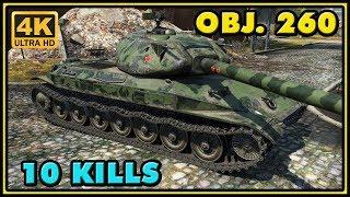 World of Tanks | Object 260 - 10 Kills - 8,2K Damage Gameplay