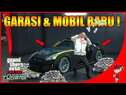 AKHIRNYA ADA BENGKEL \u0026 GARASI BARU !! - GTA 5 Online Tuners Indonesia