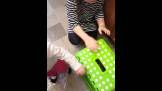 Home-it Folding Step Stool Review!