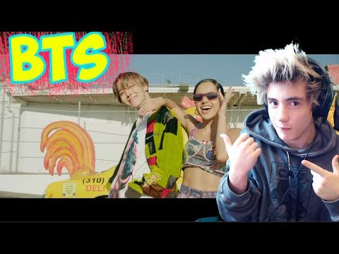BTS J-hope Chicken Noodle Soup (feat. Becky G) Реакция | BTS | Реакция на J Hope Chicken Noodle Soup