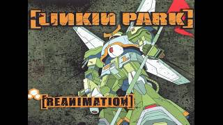 Gambar cover Linkin Park Reanimation Full Album 2002 HD