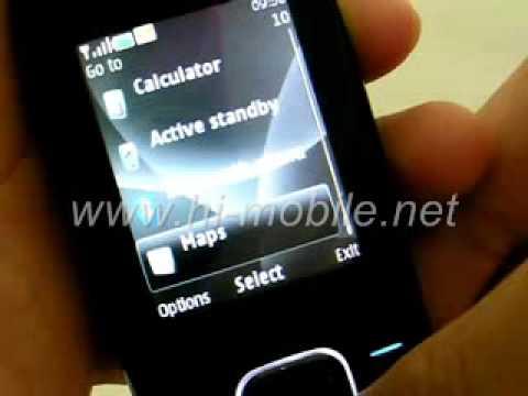 Nokia 3600 slide Fully Unlocked (www.hi-mobile.net)