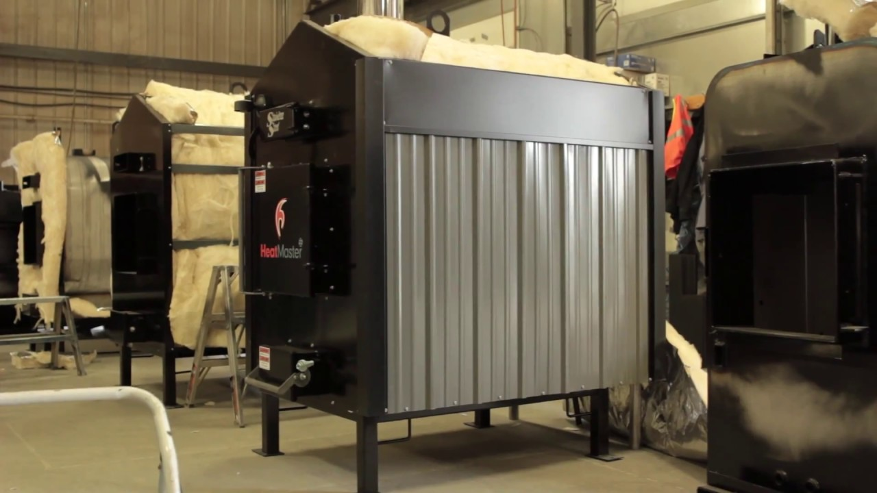 How It S Made Heatmaster Ss Outdoor Wood Furnaces Youtube