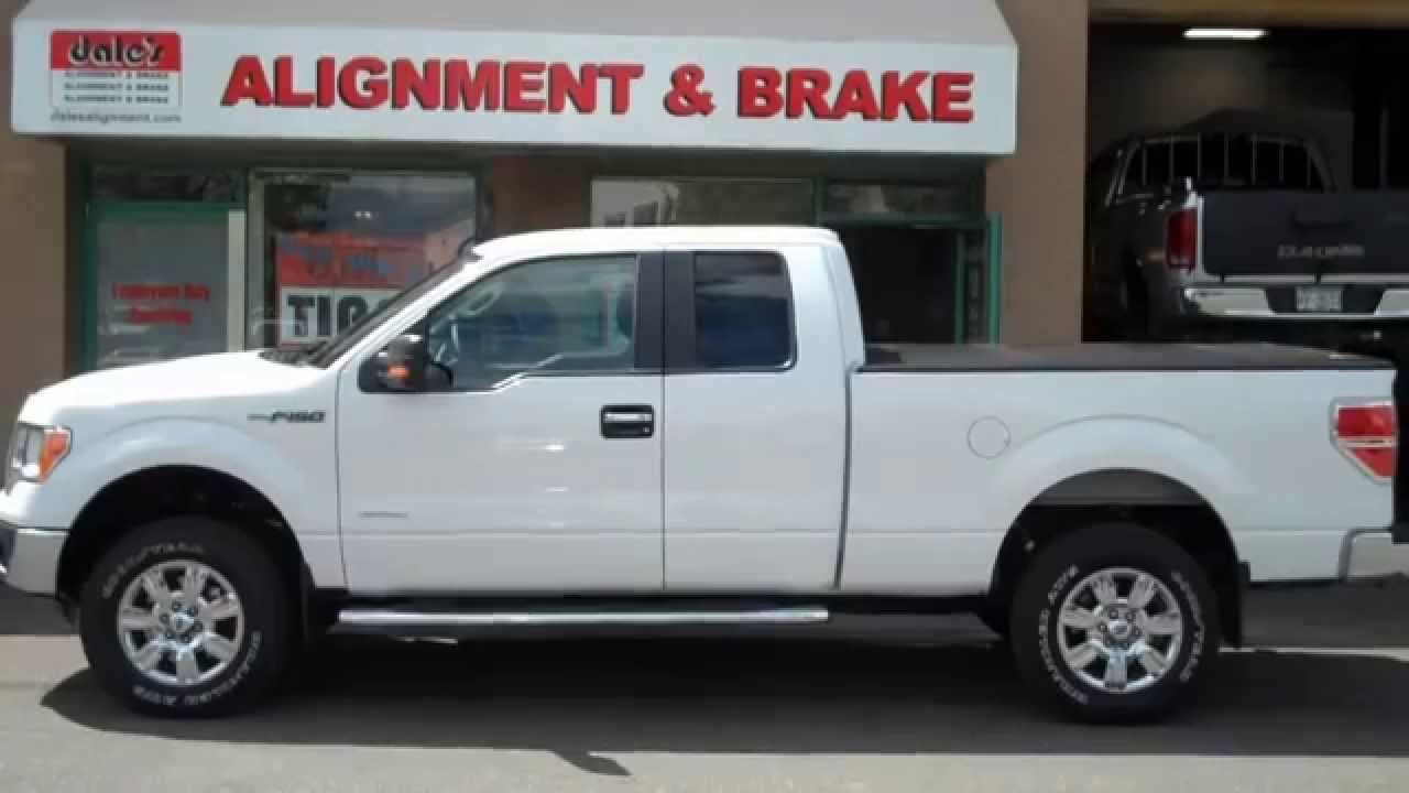 Truleveling Kit  Ford F Eco Boost At Dales Auto Service Surrey Bc Canada Youtube