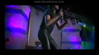BORNO Davor - Slovenka - live show