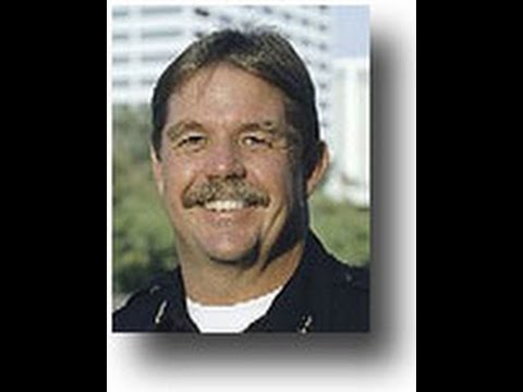 Portrait of a Modern American Tyrant  ( Chief of Police   Ken James Emeryville CA )