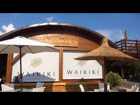 """""""Waikiki Beach Resort"""", Tivat, Crna Gora, jun 2017."""