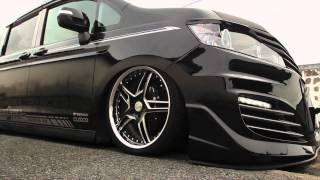 ACCtv SINGLE RIZE UNTOUCHABLE MINI-VAN HONDA STEP-WGN RK