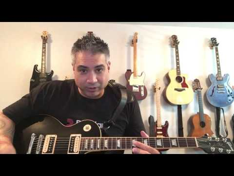 Rock Guitar Teacher in Miami | Gibson Les Paul Traditional Pro Mods