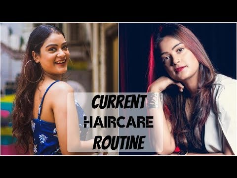 Guide To My Current Haircare Routine | Aarushi Jain