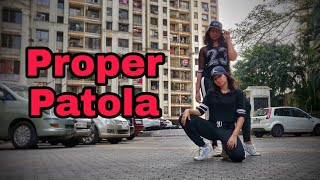 Proper Patola | Namaste England | Virali Parekh | Dance Cover