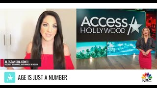 Older Women Dating Younger Men: Celebrity Edition (Access Hollywood with Celebrity Matchmaker)