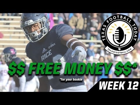 Free Money Tepper\u0027s college football picks against the spread for