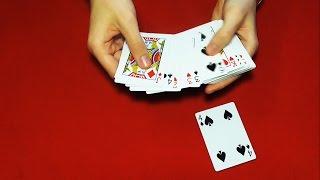 Обучение карточному фокусу