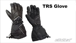 Castle X TRS G2 Snowmobile Gloves