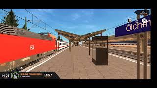 Euro Train Simulator 2 | Mobile App Game | Training screenshot 3