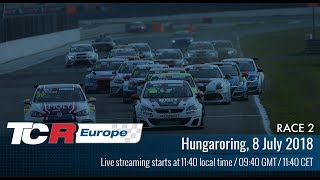 2018 Hungaroring, TCR Europe Round 8 in full