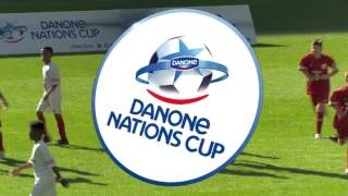 England vs Romania - Ranking match 23/24 - Full Match - Danone Nations Cup 2016