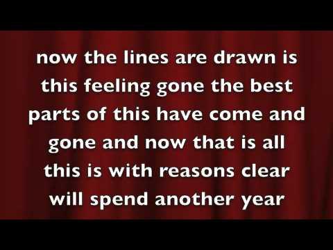 RIse Against - Everchanging (acoustic) lyrics