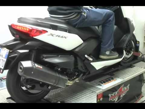 yamaha x max 400 2013 mivv speed edge youtube. Black Bedroom Furniture Sets. Home Design Ideas