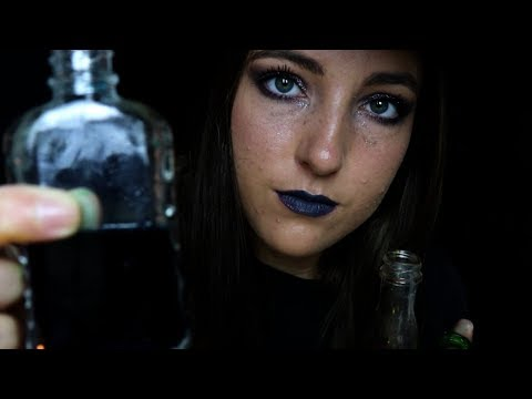 Potions for Insomnia | ASMR Witch Roleplay????????♀️
