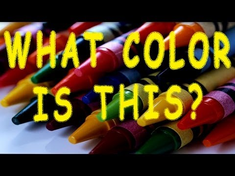 Color Song - Color Song for Children - Kids Color Song by The Learning Station