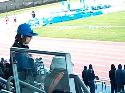 boys 400 meter dash (icahn stadium 3/19/11)
