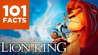101 Facts About The Lion King