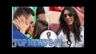 Hugo Lloris wife: Marine Lloris jets out to Russia ahead of France vs Belgium