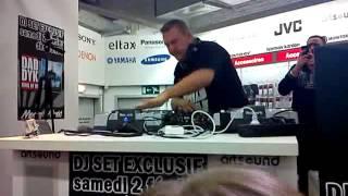 DJ daddy K Medi Markt Liège le 02-02-2013 vidéoo 5 et fin
