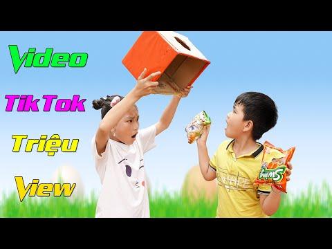 Làm Theo Các Video TikTok Hài Hước ♥ Minh Khoa TV