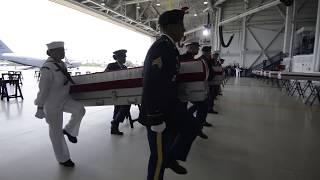 55 Fallen Korean War Heroes Returned To U.S.